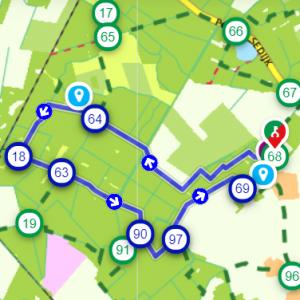 Rondje Weeldse Heide